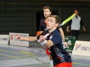 Badminton: 2. Bundesliga: Dillingen vergibt gegen SG Anspach knapp einen Sieg 3:4