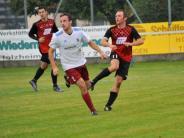 Fußball: Kreisliga West: Holzheim sichert sich nach Rückstand noch 3 Punkte im Nachbarduell