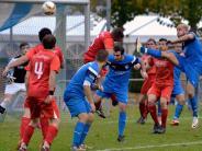 Kreisliga-Topspiel: Ludwigsfelds Drang noch belohnt