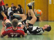 Bezirksoberliga Schwaben: Handball TSV Gersthofen gegen TSV Aichach
