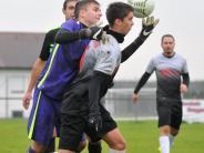 A-Klasse Augsburg Nordwest: Fußball SV Gablingen gegen SV Stettenhofen