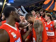 Basketball Ulm: Ulmer gewinnen Derby gegen Ludwigsburg