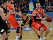 Basketball-Bundesliga: Freie Bahn im Derby