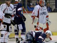 Eishockey: Devils gehen in die Knie