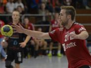 Handball: Die Hand ganz nah am Auswärtssieg