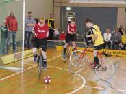 """Radball: Die """"Zweite"""" des VC Mindelheim überrascht"""