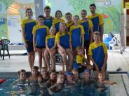 Schwimmen: Gundelfinger zeigen Höchstleistung
