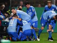 DFB-Pokal: Darmstadt und Mainz im Pokal raus - Wolfsburg weiter
