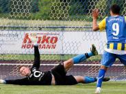 Landesliga Südwest: Ohne Torhüter zum Tabellenführer