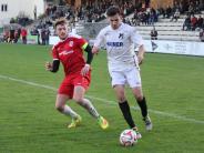 Fußball-Landesliga: AindlingsGegner hilft fleißig mit