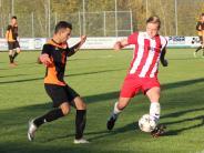 Fußball-Kreisliga Ost: Affing stürzt den Tabellenführer Ecknach