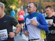 Marathon: Bestzeit bei der Deutschen