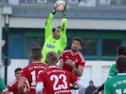 Fußball-Landesliga: TSV kassiert Niederlage