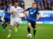2:2 in Hoffenheim: Gisdol gelingt Punktgewinn mit Schlusslicht HSV