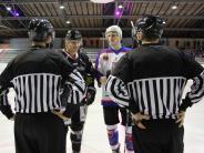 Eishockey: Vor dem Tor sind die Wölfe zu harmlos