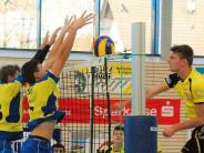 Volleyball: Die zwei Gesichter des SV Salamander