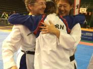 Taekwondo: Krumbacher sammeln Edelmetall