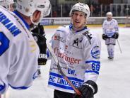 Bildergalerie: Landsberg Riverkings gewinnen das Derby gegen EA Schongau mit 5:4.