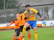 Fußball: Kreisliga Nord: Dillingen wartet gegen Spitzenteam wieder mit guter Leistung auf