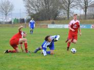 Fußball: Kreisklasse West II: Ziertheim-Dattenhausen verabschiedet sich mit Heimniederlage in die Pause