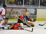 Eishockey, Landesliga: Diesmal läuft es im Angriff wieder