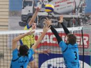 Volleyball: Sogar der Tiebreak geht in die Verlängerung