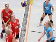 Volleyball-Regionalliga Süd-Ost: Spannung nur an der Netzkante