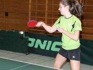 Tischtennis: An die Spitze geschmettert