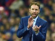 Vertrag bis zur EM 2020: Gareth Southgate als englischer Nationalcoach bestätigt