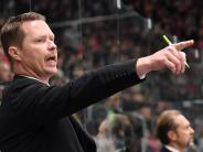 Eishockey: Panther-Trainer Mike Stewart unterrichtet auch Deutsch