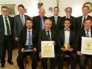 Kameradschaftsabend: Jonathan Schädle ist Schiedsrichter des Jahres