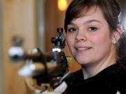 Schießen: Katrin Gerstmeier siegt hauchdünn