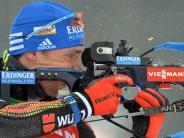Biathlon heute: Schempp sprintet auf Platz sechs bei Fourcade-Sieg