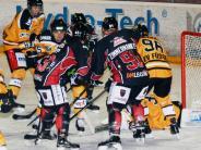 Eishockey, Landesliga: Viel Druck ausüben