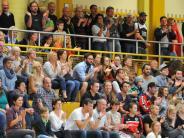 Gundelfingen: Festung Kreissporthalle