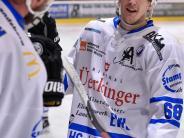 Eishockey: Die Rollen sind klar verteilt