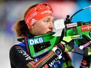 Biathlon: Biathlon heute live: Sprint der Männer und Frauen im TV und Stream