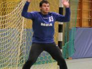Handball-Bezirksoberliga: Warten auf Stefan Walther