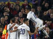 1:1 im 265. Clásico: Real macht Barças Siegträume in 90. Minute zunichte