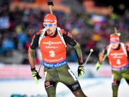 Biathlon heute: Drei Deutsche unter den besten Zehn bei der Verfolgung in Östersund