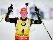 Biathlon: Der Zeitplan des Biathlon-Weltcup in Pokljuka