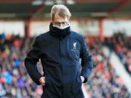 Premier League: Irrsinns-Spiel: Klopps Liverpool verliert nach Drama-Schlussphase