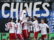 2:0-Sieg: Erster Sieg im 13. Spiel: Hamburger SV jubelt in Darmstadt