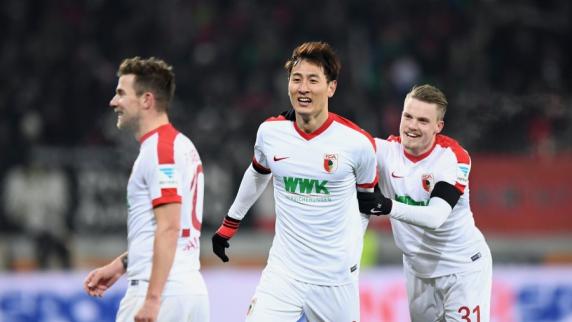 FC Augsburg: Ji schießt den FCA zum nächsten Unentschieden
