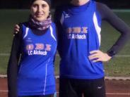 Leichtathletik: Kompletter Medaillensatz für LC Aichach