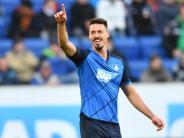 Fußball: Sandro Wagner hält sich für den besten deutschen Stürmer