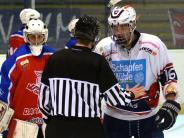 Eishockey: Wörishofer Wölfe verpassen die Entscheidung