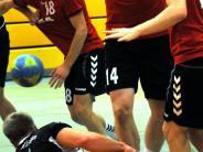 Handball: Aichach abgefertigt, Derby im Blick