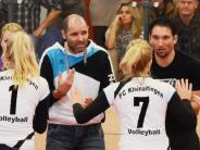 """Volleyball, Bayernliga: """"Es liegt noch viel Arbeit vor uns"""""""