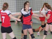 Volleyball: Jubel bei den Weißenhorner Frauen